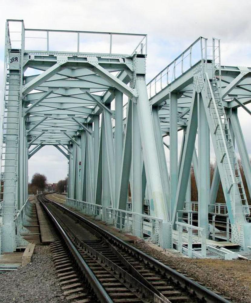 Фото Антикоррозионная защита мостов и транспортных развязок