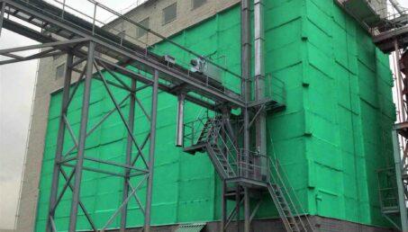 Окраска зданий и сооружений, промышленных предприятий и высотных конструкций